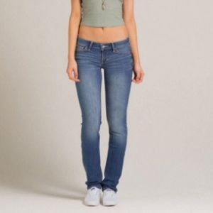 Hollister Skinny Jeans 0 S 24 / 30 NWT